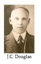 J.C. Douglas 1915 MPHA Trophy