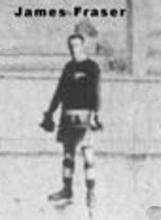 Jimmy Fraser 1915 Glace Bay Miners